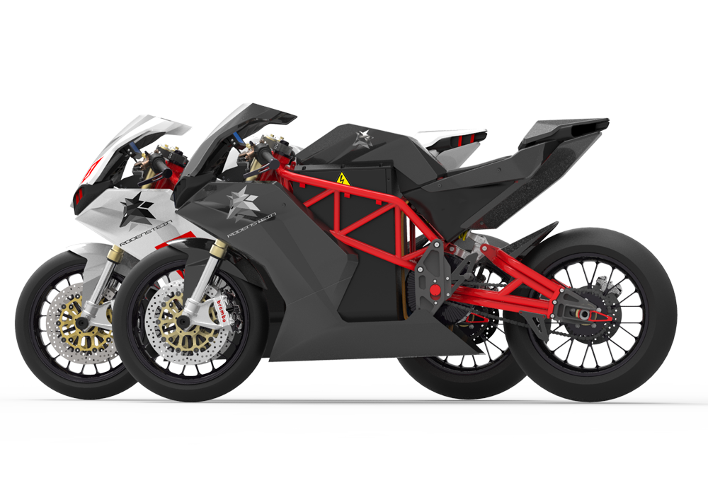 Rodenstein - Electric Superbike